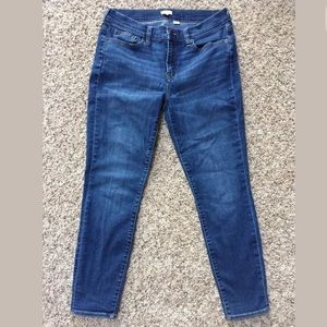 J.CREW Jeans 30 Skinny Jeans Medium Wash Denim